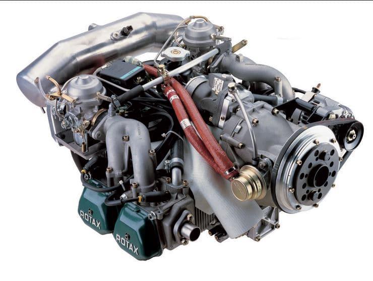 Четырёхтактный двигатель