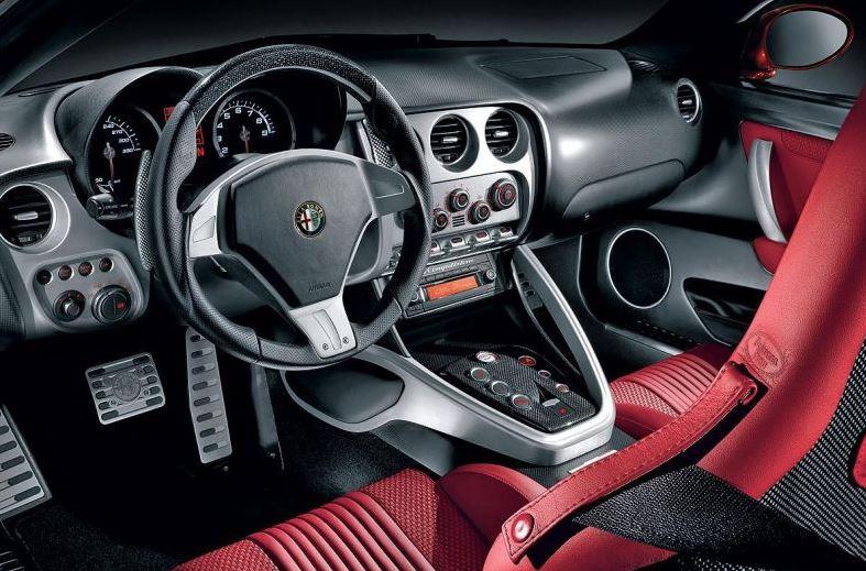 Полуавтоматическая коробка пердачь на Alfa Romeo