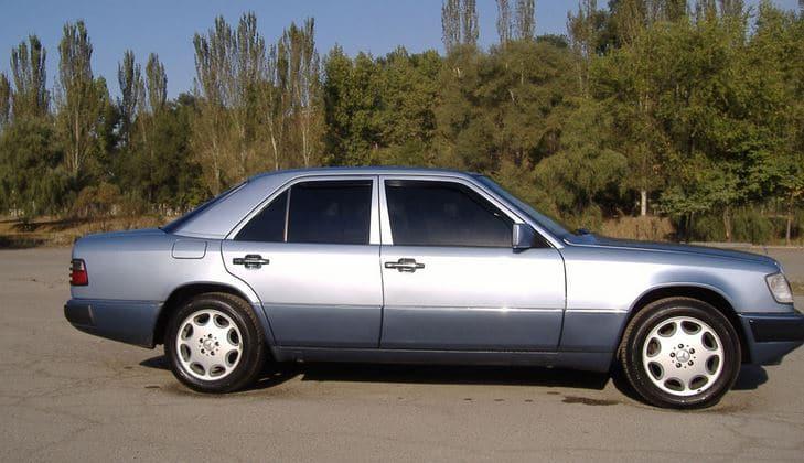 Mercedes 124 Модель 260E