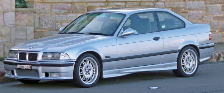 BMW 3 серии e46 годы выпусков