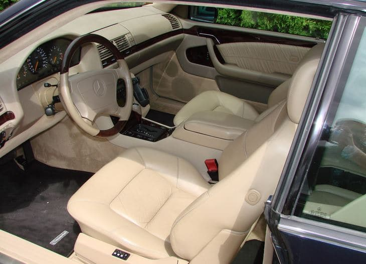 Mercedes W 140 calon