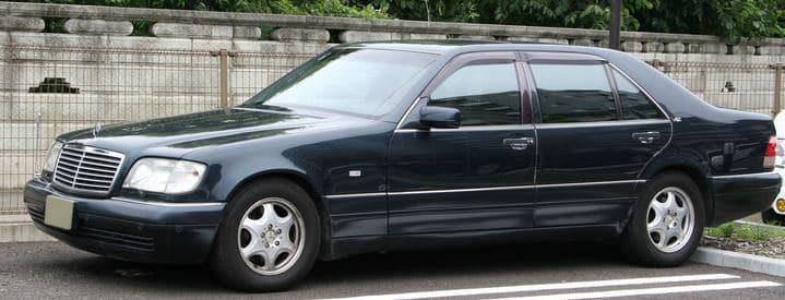Mercedes W 140