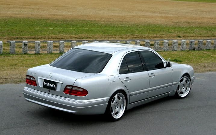 мерседес W210 кузов
