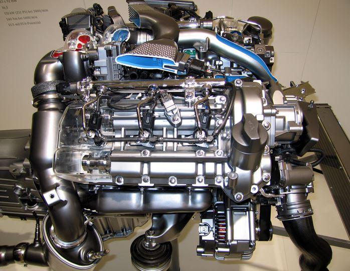 Мерседес 211 двигатель