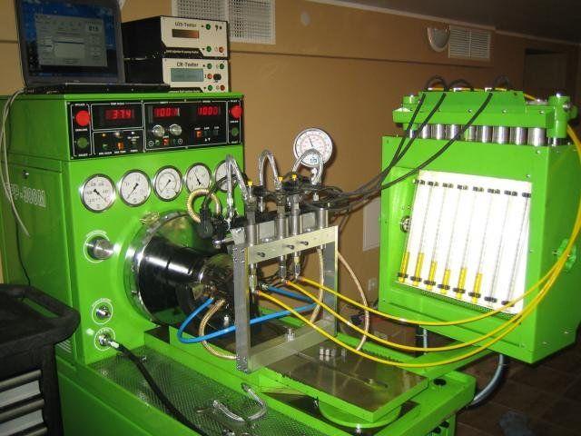 Стенд для проверки топливных форсунок своими руками