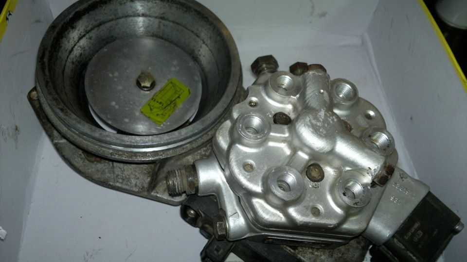 K-jetronic c дозатором-распределителем