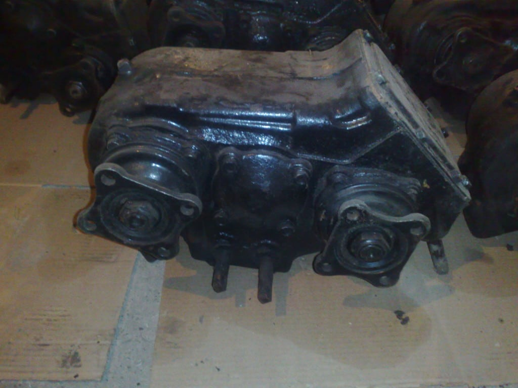 Раздаточная коробка ГАЗ 66