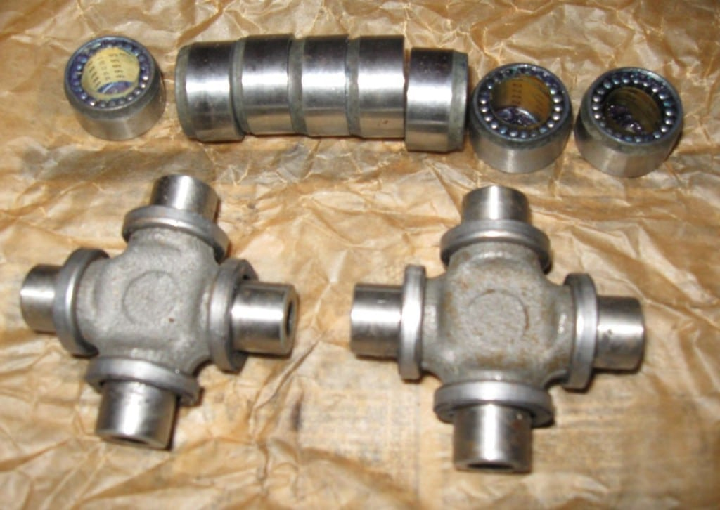 Крестовина карданного вала ВАЗ 2101