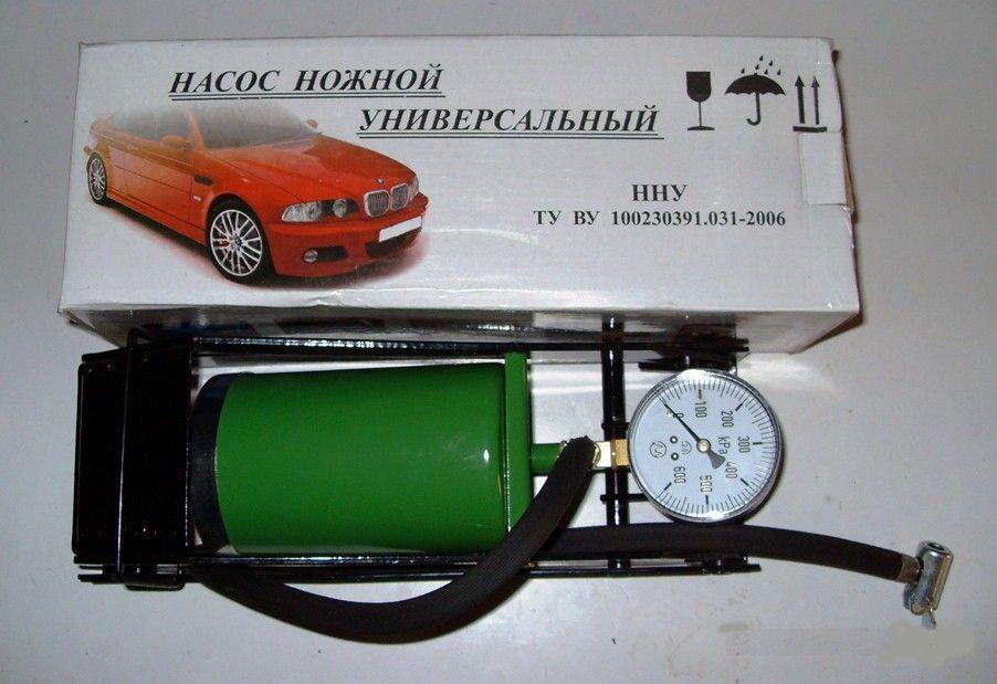 Насос для шин автомобиля