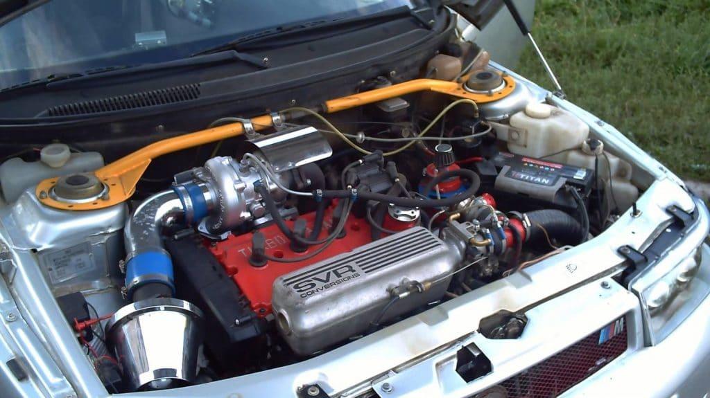 Тюнинг двигателя как сделать 278