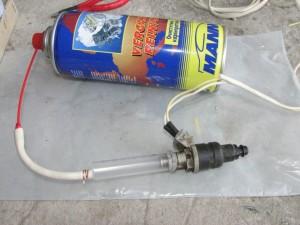 Как промыть инжектор ваз 21099 своими руками