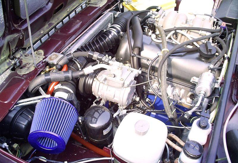 Тюнинг двигателя как сделать 942