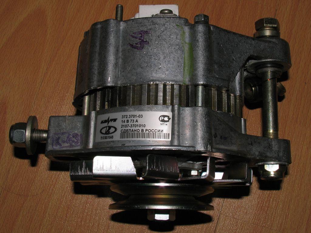 генератор ваз 2104 схема подключения