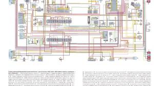 Электросхема Газель