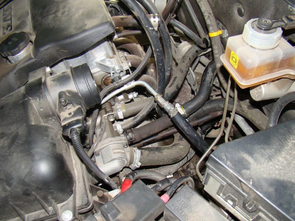 Система охлаждения ваз 21099 карбюратор