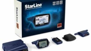 StarLine сигнализация