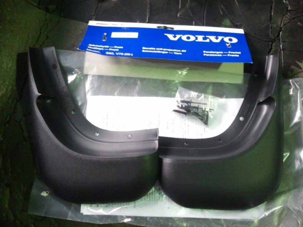 Комплект передних брызговиков Вольво ХС90