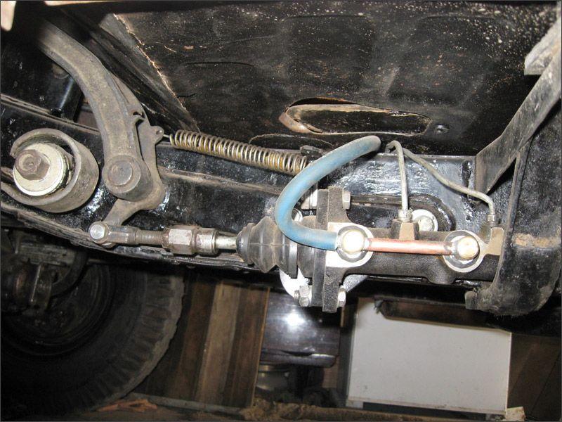 Тормозная система ГАЗ-66