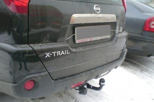 Фаркоп на ниссан X-Trail