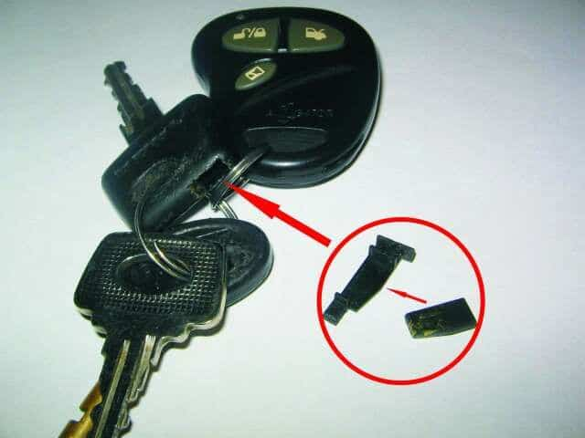 Фото №21 - как отключить сигнализацию без брелка на ВАЗ 2110