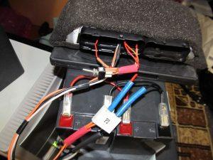 9 контрольная лампа иммобилайзера