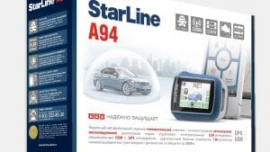 Сигнализация Starline А94