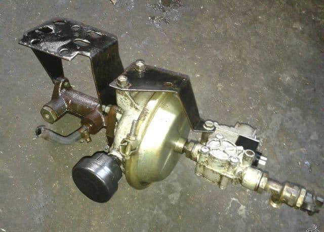 Тормозная система ГАЗ 3309