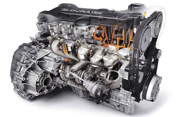 4 х тактный двигатель