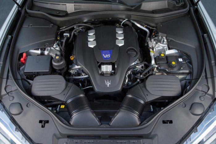 Двигатель Мазерати Леванте