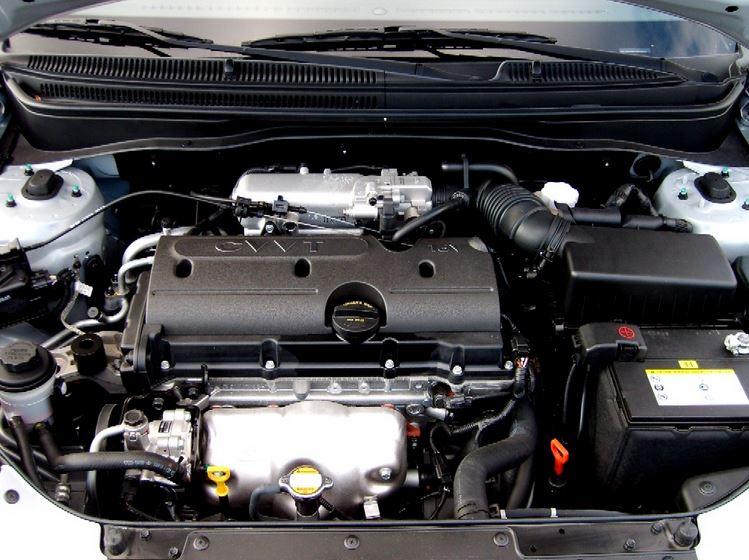 Двигатель Alpha