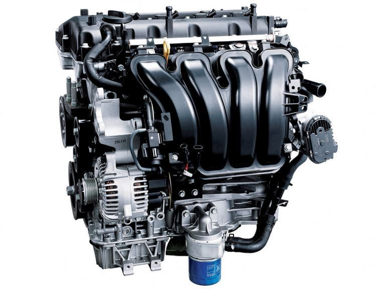 Двигатель для Киа