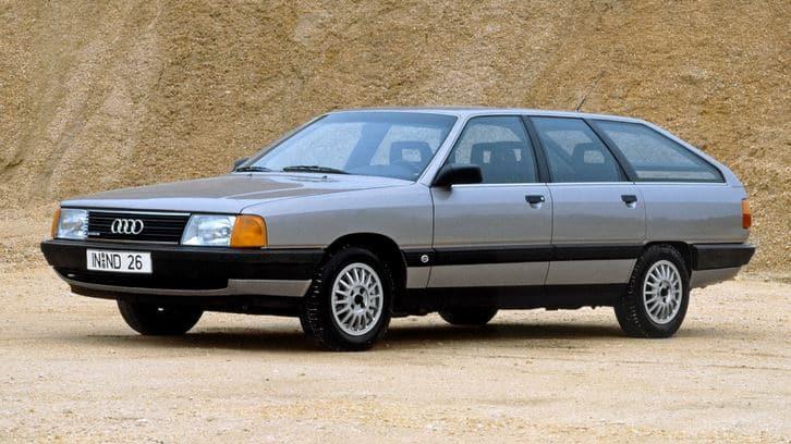 Audi 100 44 универсал