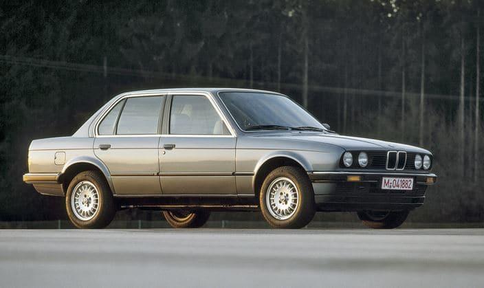 BMW 3 Серии Е 30