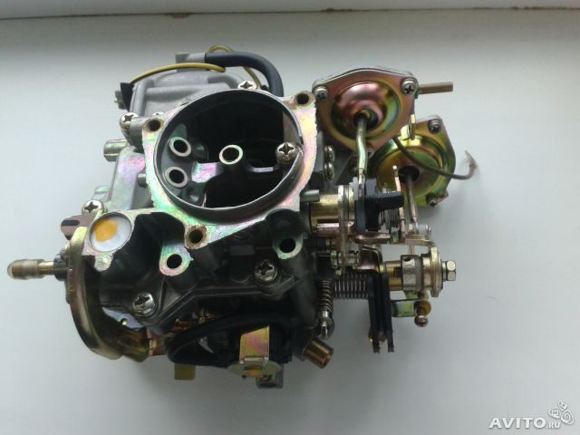 Основные поломки карбюратора Audi 80 и 100 и способы их ремонта