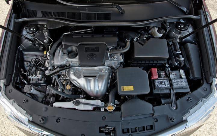 Тойота Камри XV 50 двигатель