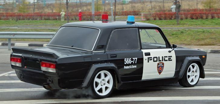 Тюнинг ВАЗ 2105