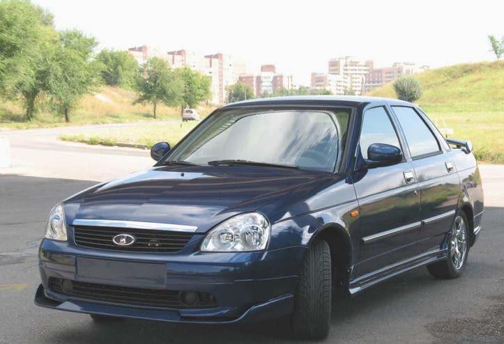 ВАЗ 2170 Приора