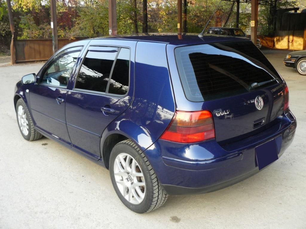 Volkswagen Golf 4 хетчбэк