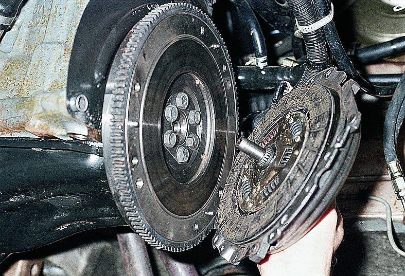 Сцепление ВАЗ 2107