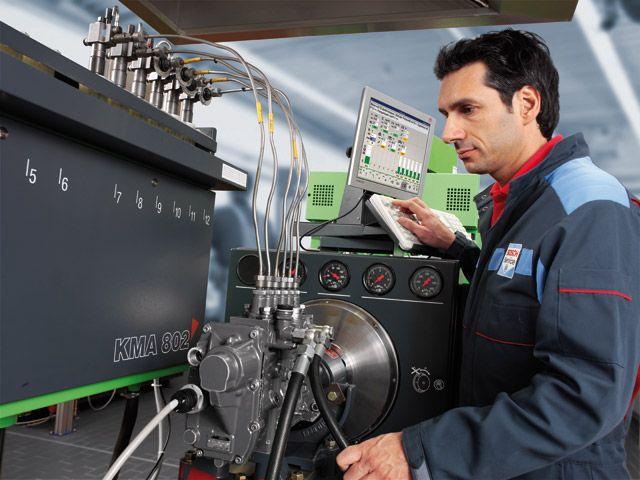 Ремонт топливного насоса высокого давления