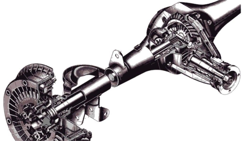 Устройство редуктора автомобиля
