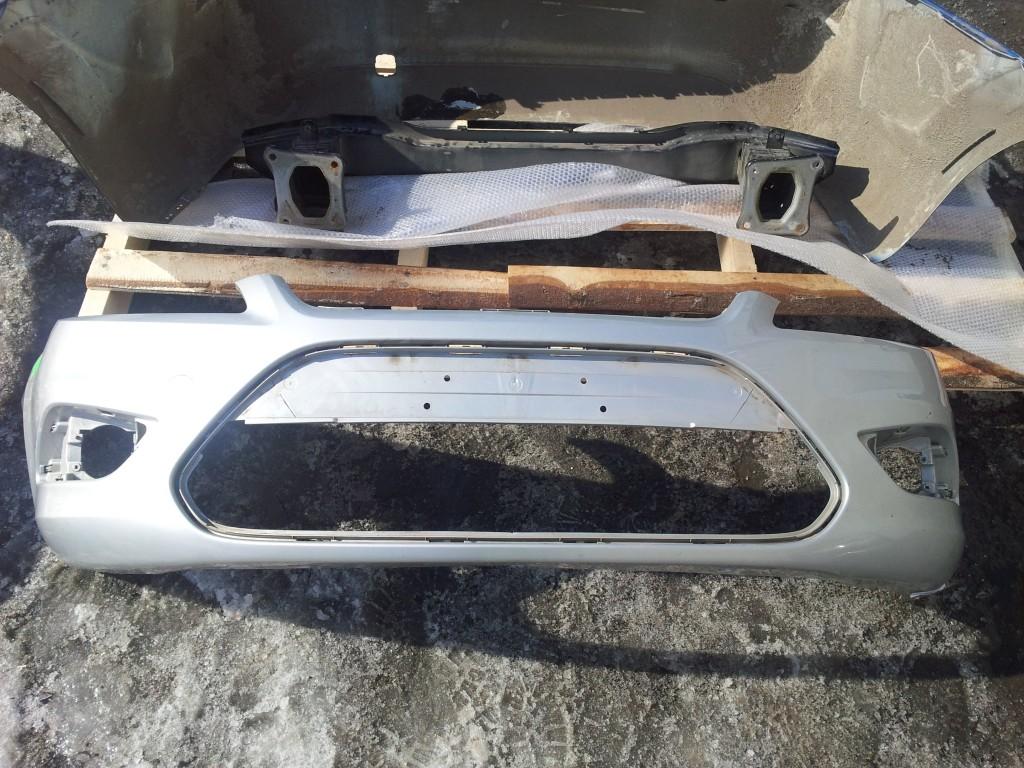 Ремонт бампера переднего Форд Фокус 2