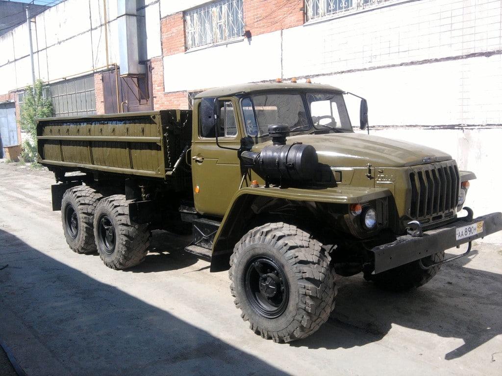 Урал 5557