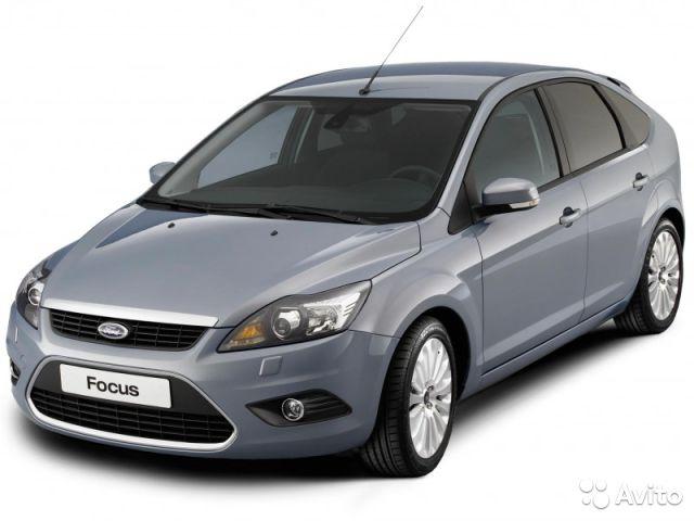 Утепление и шумоизоляция капота на Форд Фокус
