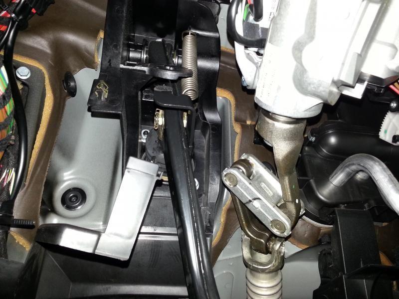ABS BAS в автомобиле