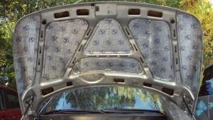Капот с шумоизоляцией ВАЗ 2110