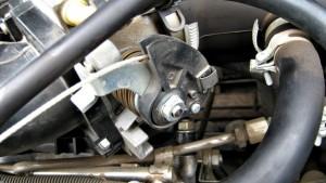 Дроссельная заслонка Opel x20xev