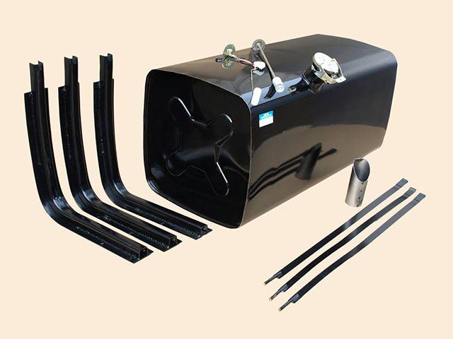 Особенности топливного бака камаз