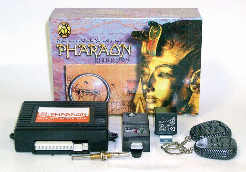Автосгнализация Фараон