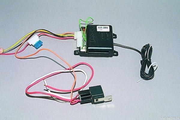 Устройство для подключения сигнализации